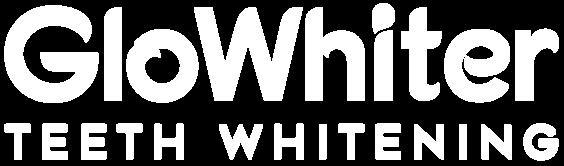 GloWhiter Logo White